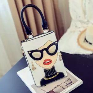 Adorable Crossbody Handbag